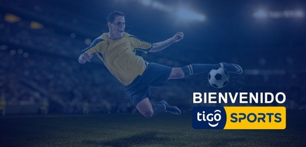 Tigo Sports se une a nuestra plataforma de Streaming