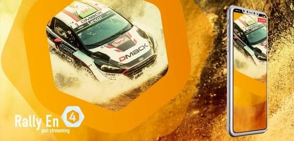 TV4 Transmite el Rally 2018 por Streaming